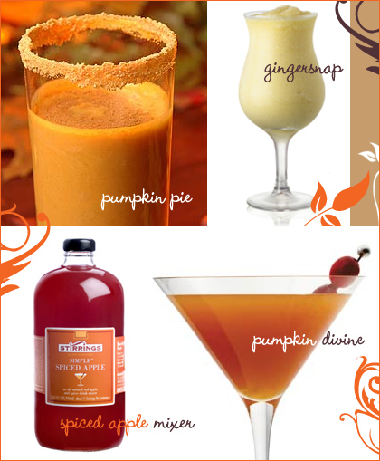 My friday favorites 09 07 12 my color coded life for Thanksgiving drinks alcoholic recipes