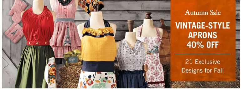 Vintage Aprons Sale 53