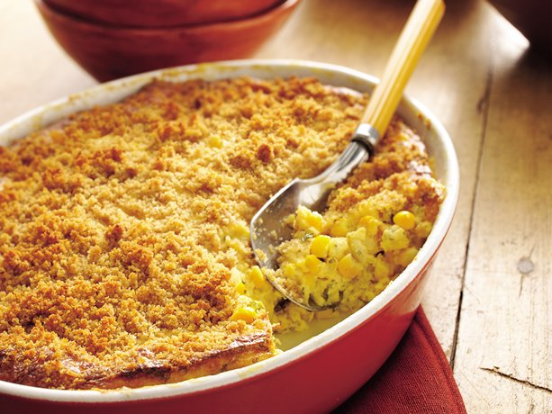 Betty Crocker's Classic Corn Pudding