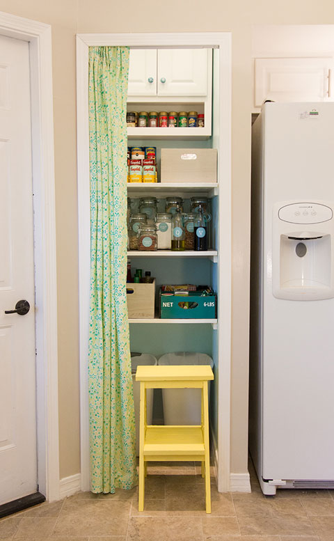 Pantry Remodel by Jenna Sue