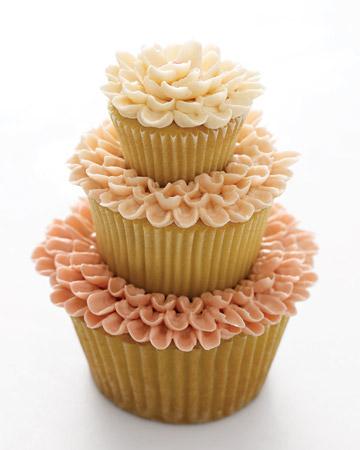 Martha Stewart cupcake