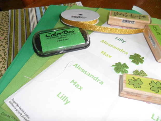 St Patty's Day Cards