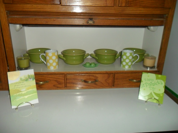 March Hoosier Cabinet