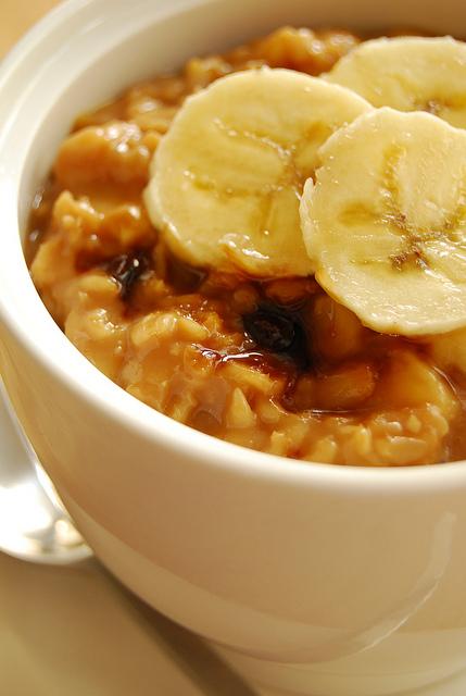 Banana Muscovado Oatmeal