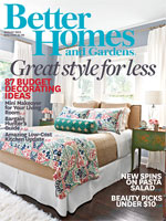 BHG Aug 2013 The Budget Issue