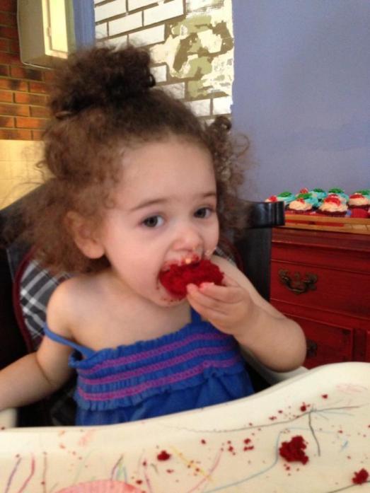 Happy Birthday Olivia!