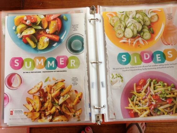 Summer Sides