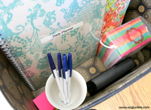 How to Organize a Portable On-The-Go Home Office