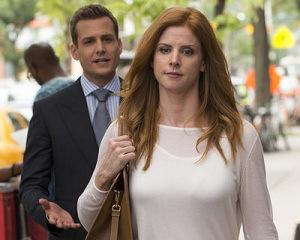 Donna walks away