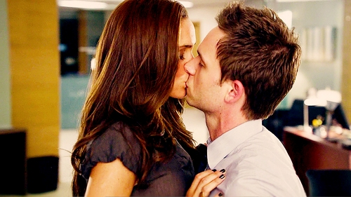 Mike and Rachel