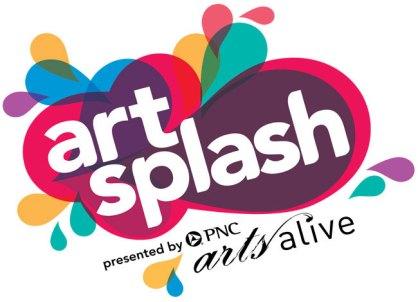 ArtSplash at the Phila Art Museum