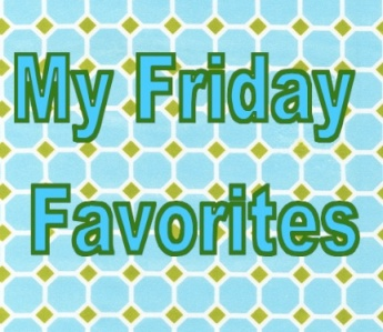 My Friday Favorites_aqua