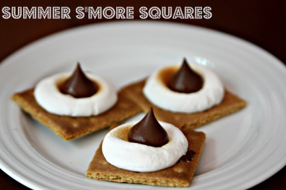 Summer S'More Squares from just another manic momday