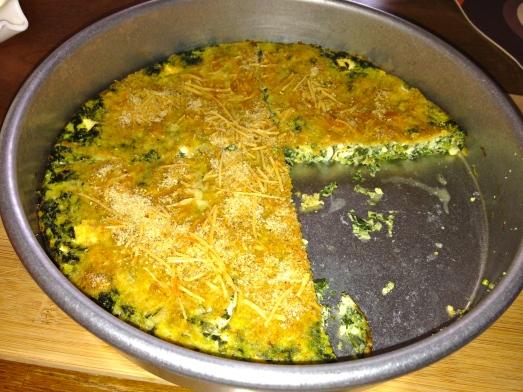Sinach-Feta Bake from bhg.com