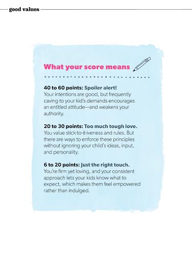 Parents Magazine - February 2014 Unspoil Your Child