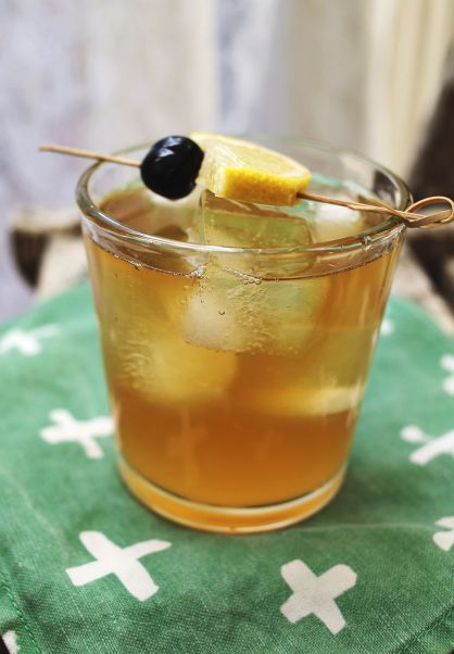 Whiskey Sours Forever from A Beautiful Mess