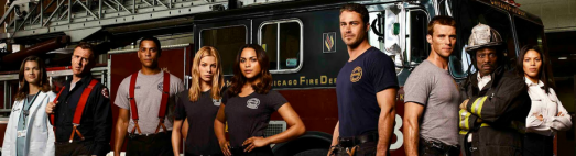 Chicago Fire Season 1 Cast