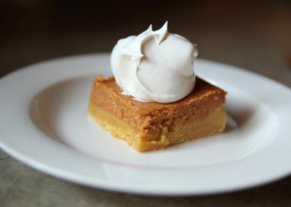 Pumpkin Gooey Butter Cake photo from food.com
