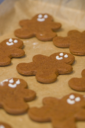 Gingerbreadmen by Post Punk Kitchen