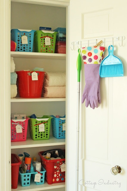 A Sort of Fairy Tale - Linen Closet
