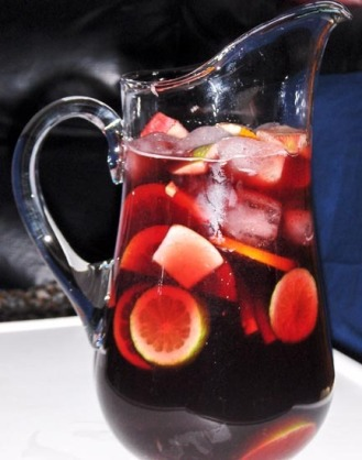 Sangria from Cow Town Chow