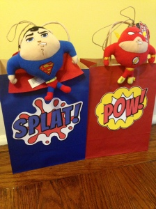 superhero bags