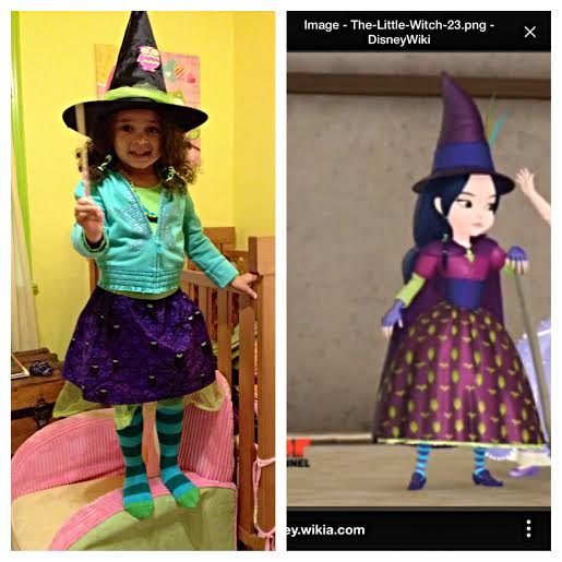 Lucinda the Good Little Witch