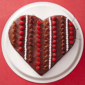 Valentine's Cake from bhg.com