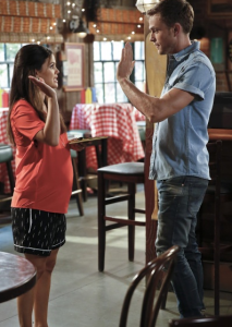 Hart of Dixie Zoe and Wade