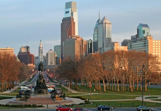 Philadelphia-Skyline- from http://www.centercityteam.com/