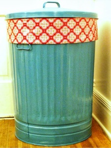 Rebekah Merkle Trash Can