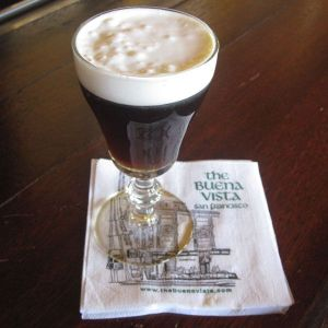 Buena Vista Irish Coffee