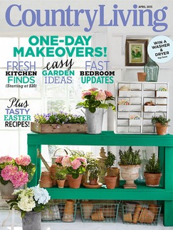 country living april 2015