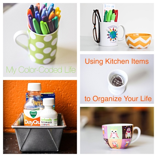 Using Kitchen Items to Organize Your Life _ CCL