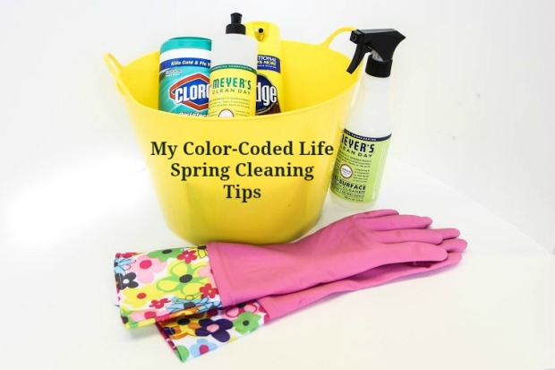 My CCL_Spring Cleaning