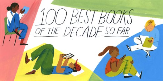 Oyster Books_100 best books so far