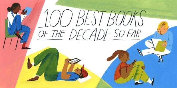Oyster Books_100 best books so far