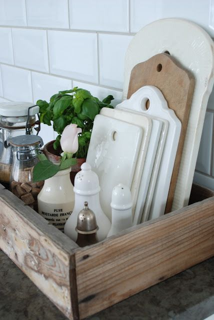 Tips to Organize a Small Kitchen_Making Home Base