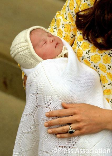 Her Royal Highness Princess Charlotte Elizabeth Diana