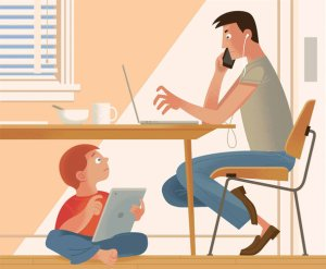How to Cut Children's Screen Time_NYTimes