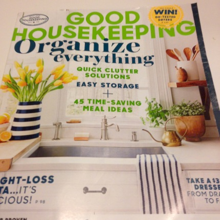 goodhousekeeping march