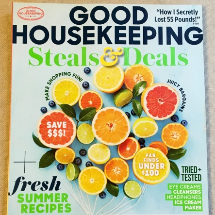 good housekeeping july